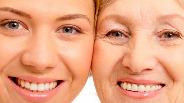 Cuidados de la piel según tu edad