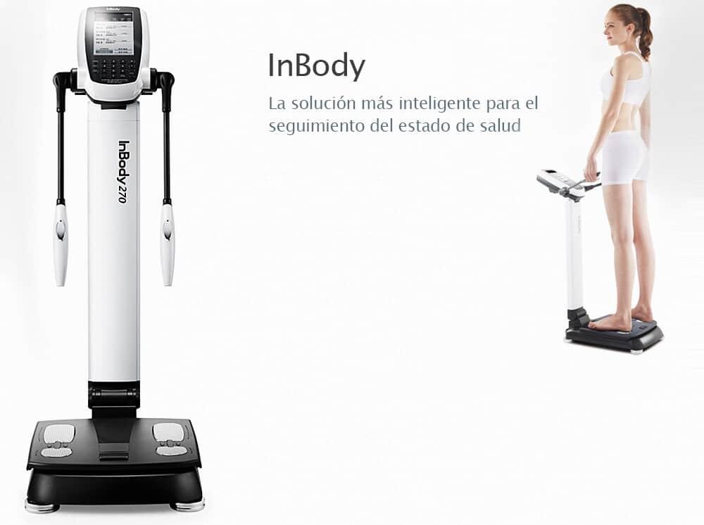 Bioimpedanciometría – InBody®