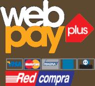 Pagos con WebPay, Transferencias Bancarias y Efectivo