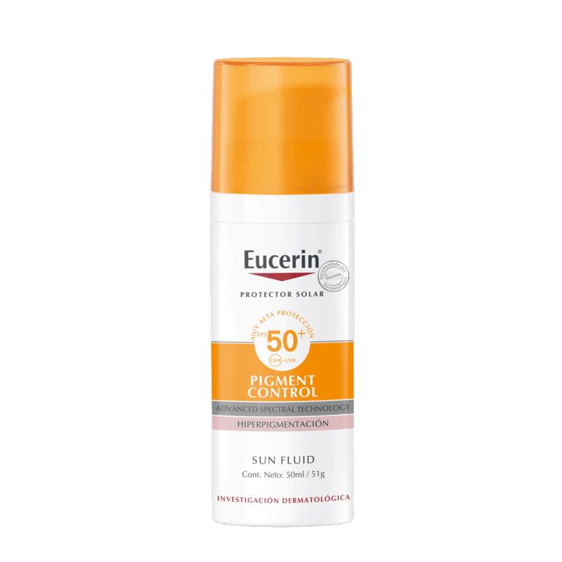Sun Fluid Pigment Control FPS 50+