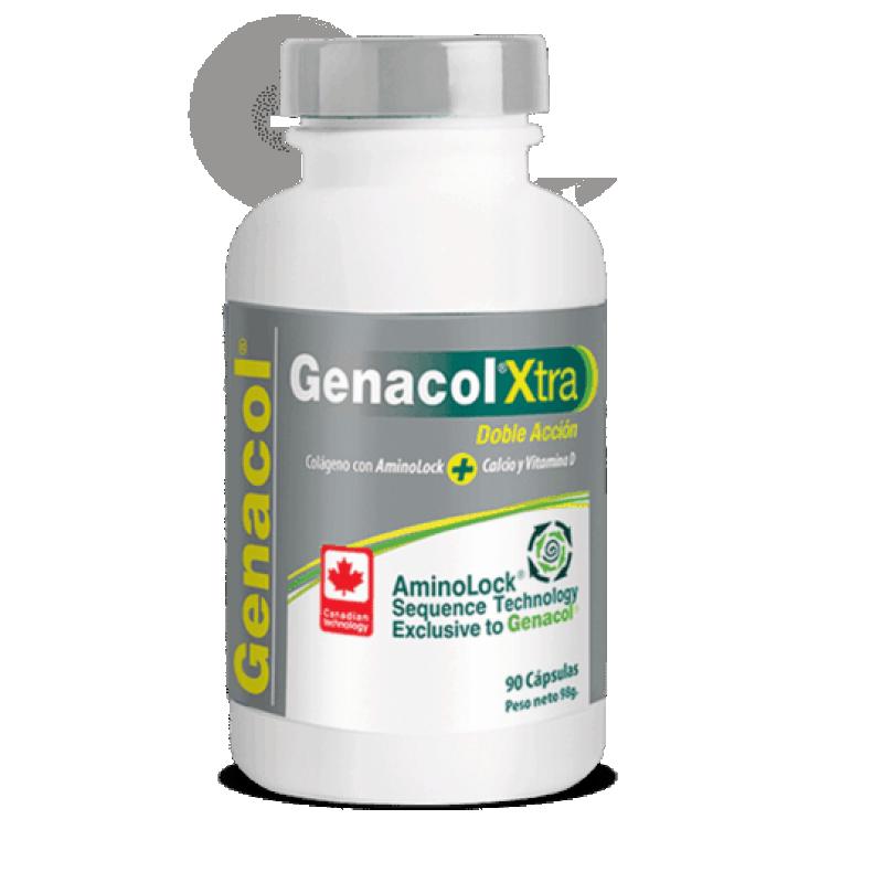 Genacol Xtra Doble Acción 90 Cápsulas