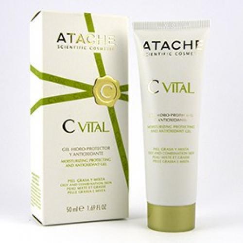 Gel Hidro-Protector y Antioxidante - C Vital