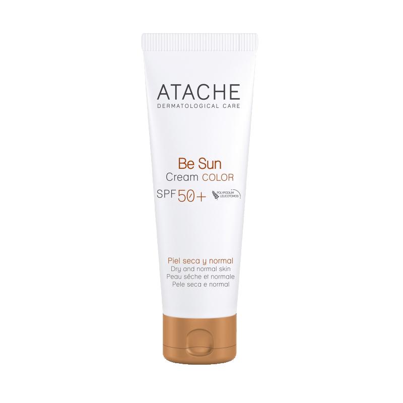 Atache Be Sun Cream Color SPF 50+