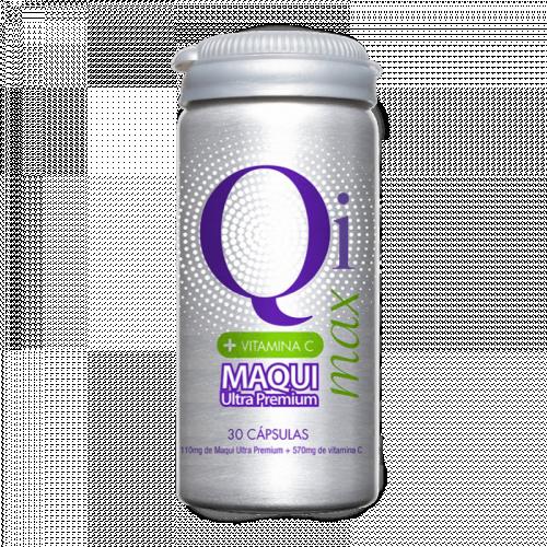Qi Max + Vitamina C